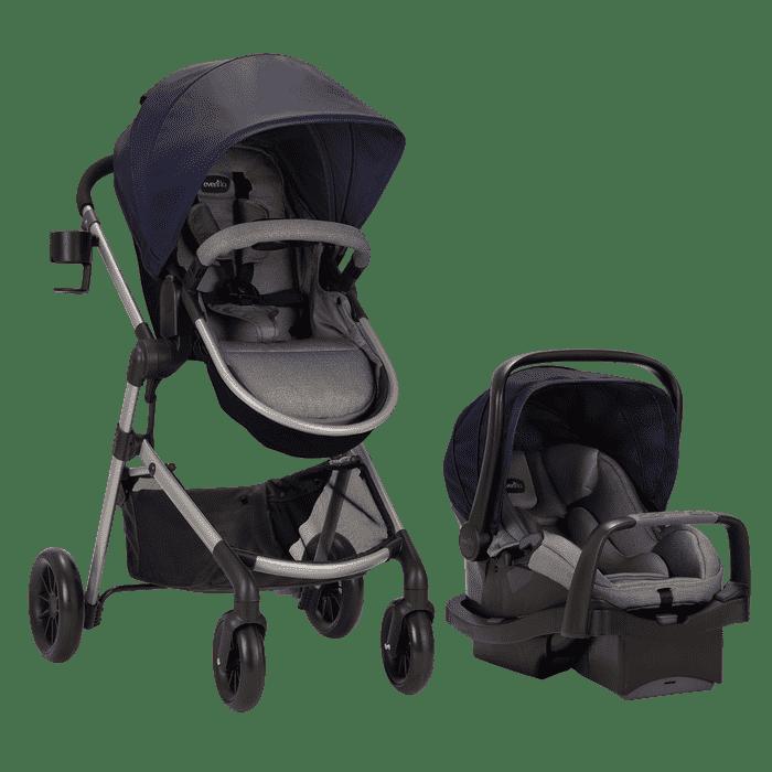 Evenflo Pivot Modular stroller