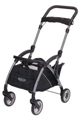 Graco Snugrider Elite infant seat carrier
