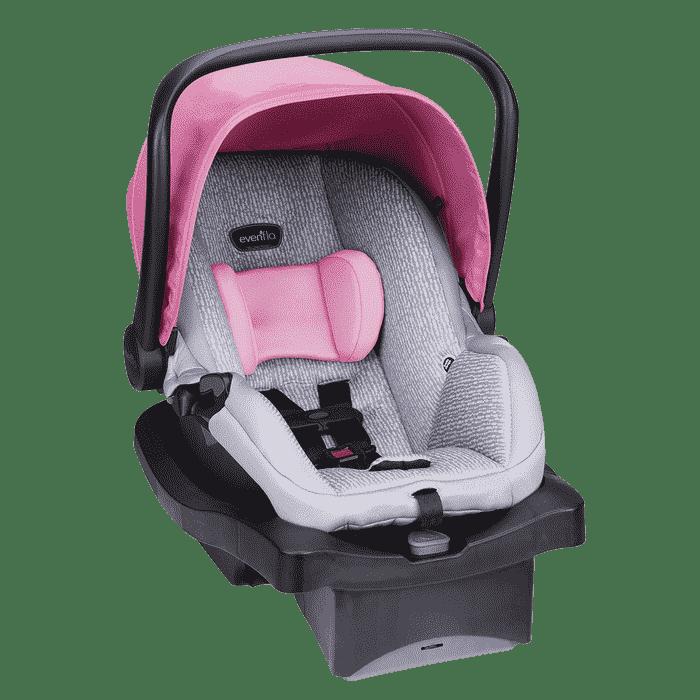 Evenflo infant car seat