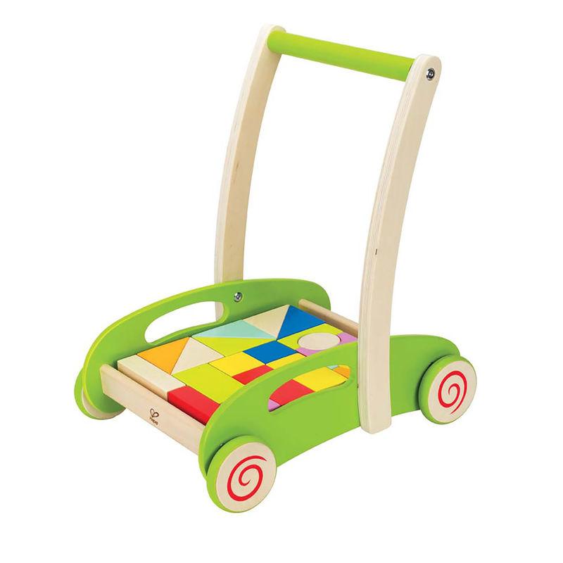 Hape Wooden Push Toy Walker