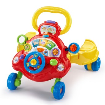 VTech Sit, Stand and Ride walker