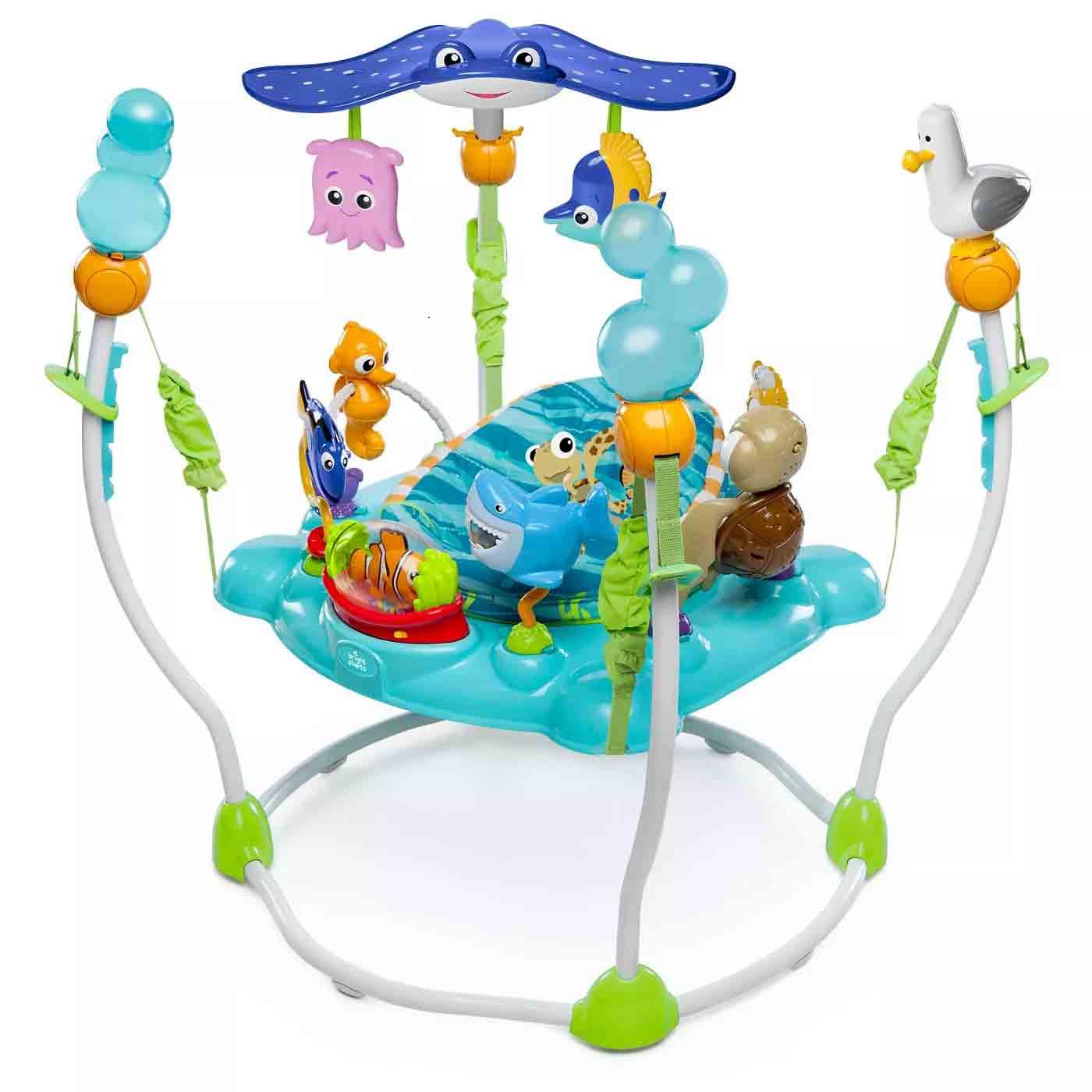 The Disney Baby Finding Nemo Sea of Activities Jumper