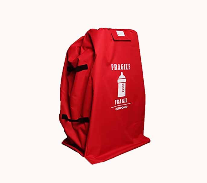 fragile is the best travel stroller bag