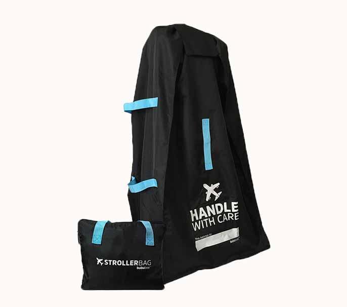 bububee double stroller bag