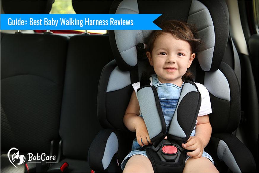 best baby walking harness