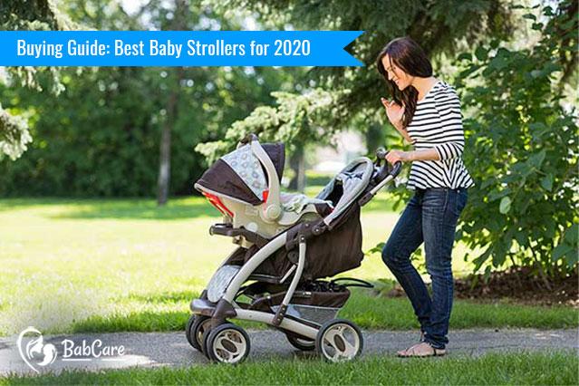 best baby stroller at park