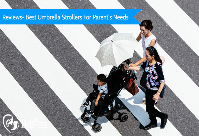 child enjoy the ride with best umbrella stroller