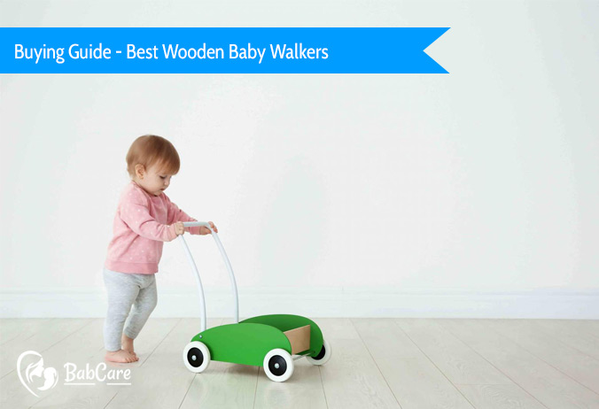 best wooden baby walker
