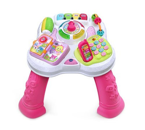 VTech Sit-To-Stand Learn & Discover Activity Table