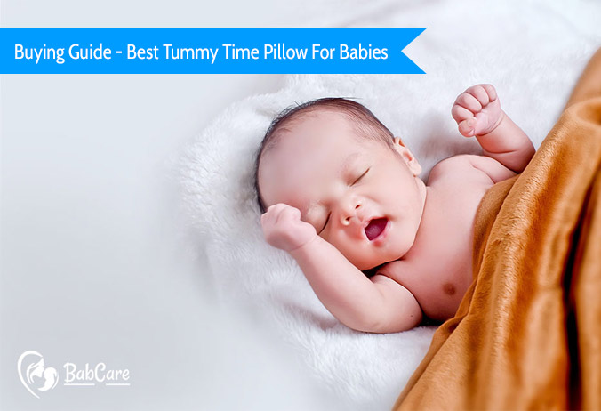 best tummy time pillows