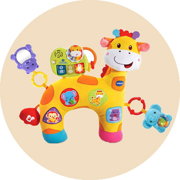 Best VTech Tummy Time Discovery Pillow