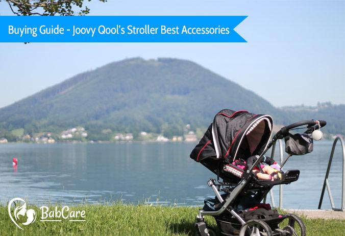 Joovy Qool Accessories