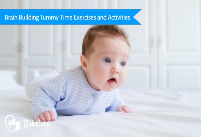 tummy time exercises