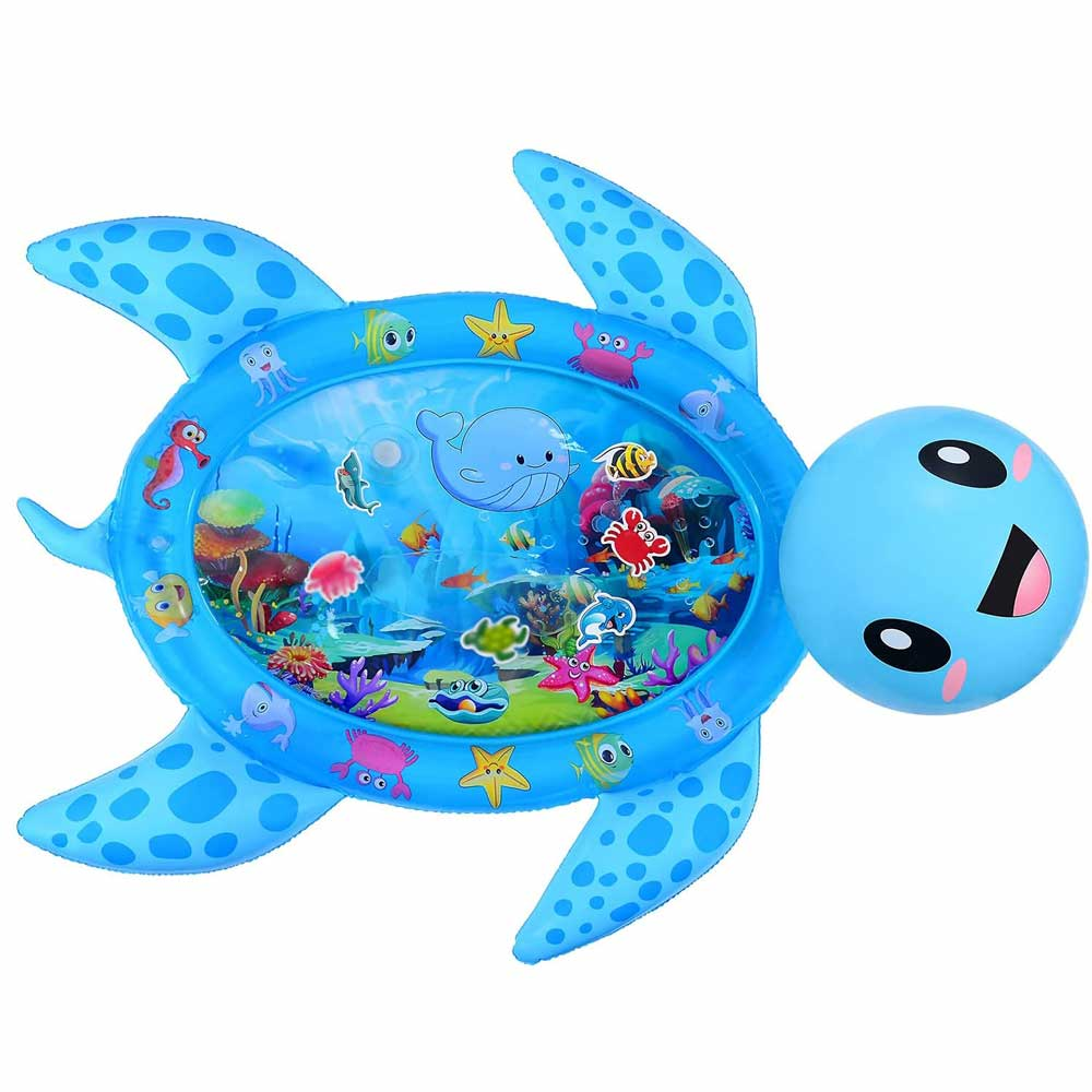 MAGIFIRE Turtle Shape Water Play Mat