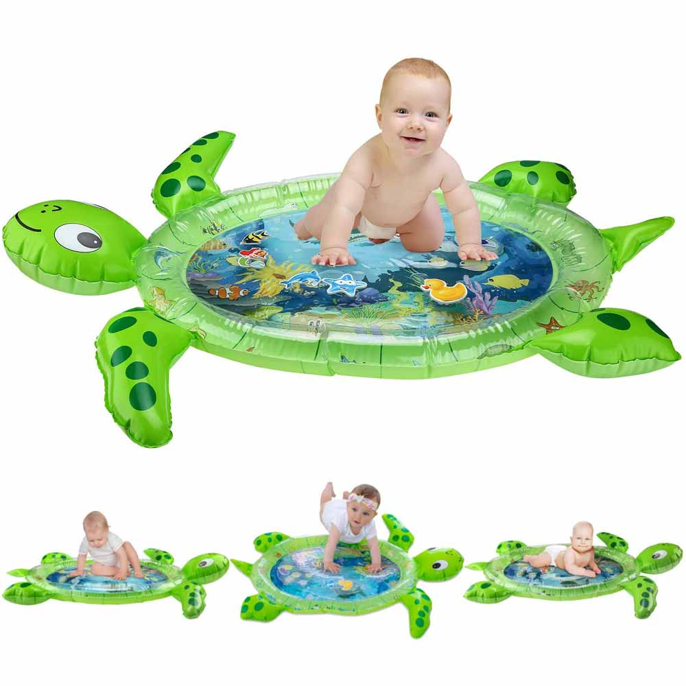 Gebra Inflatable Tummy Time Water Mat