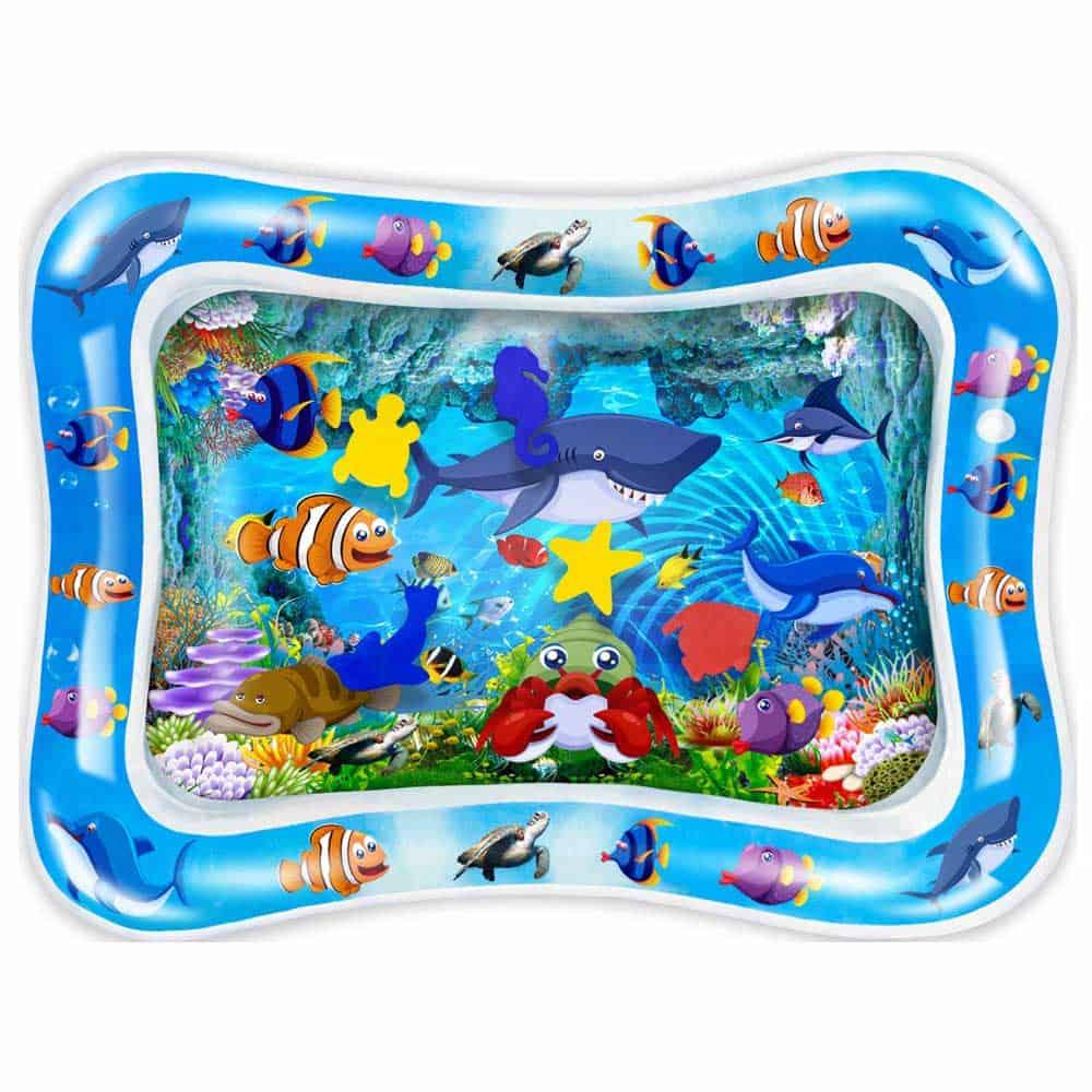 CUKU Perfect Fun Time Water Playmat