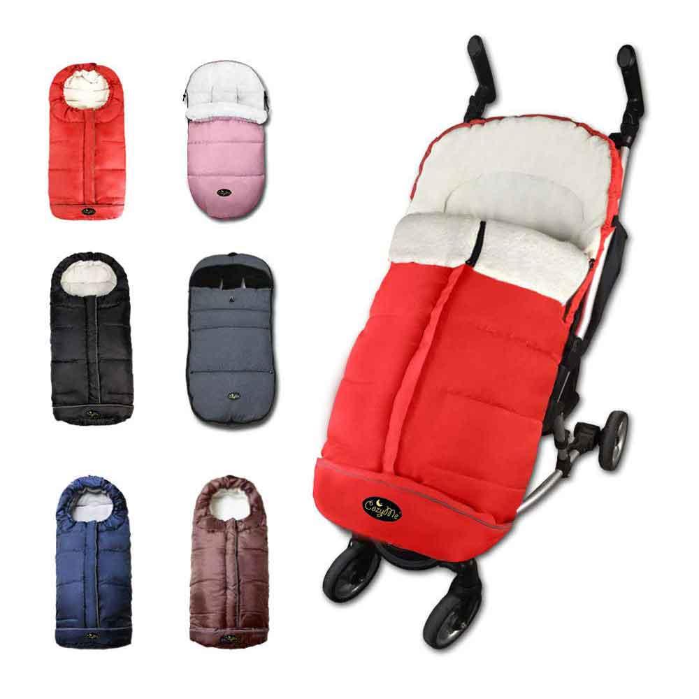 cozyme universal winter stroller footmuff